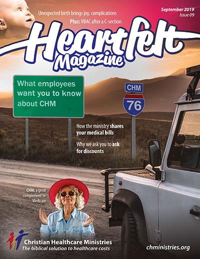 Heartfelt Magazine | Christian Healthcare Ministries